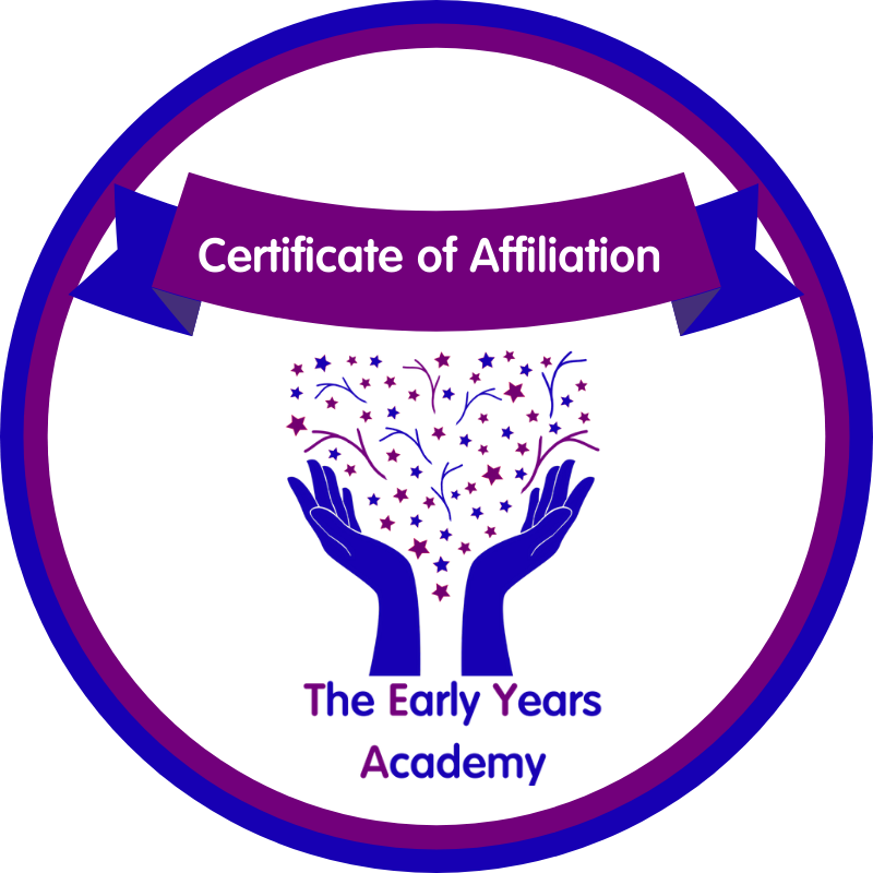 EY Academy Certificate of Affliliation